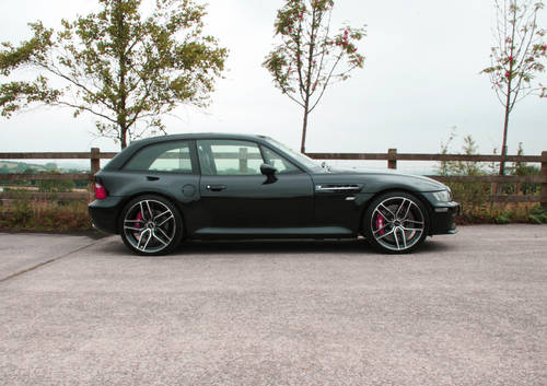 1999 BMW Z3M Coupe in stunning condition SOLD (picture 2 of 6)