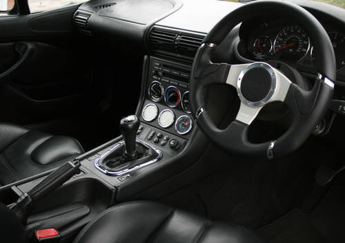 1999 BMW Z3M Coupe in stunning condition SOLD (picture 6 of 6)