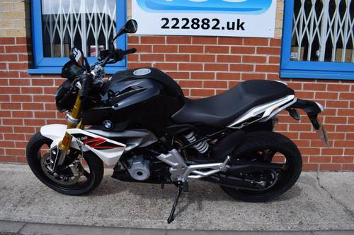 2017 BMW G310R 300cc 34bhp Learner Legal  SOLD (picture 2 of 6)