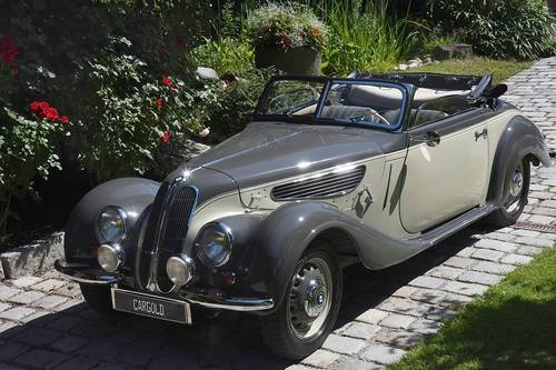 1940 BMW 327 Sport-Cabriolet  For Sale (picture 1 of 6)