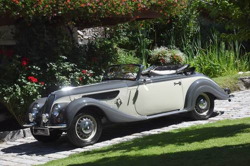 1940 BMW 327 Sport-Cabriolet  For Sale (picture 2 of 6)