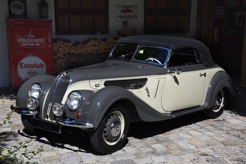 1940 BMW 327 Sport-Cabriolet  For Sale (picture 3 of 6)