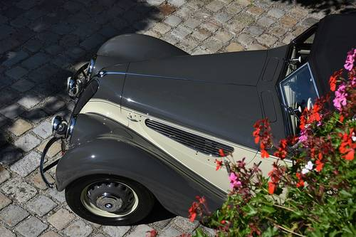 1940 BMW 327 Sport-Cabriolet  For Sale (picture 4 of 6)