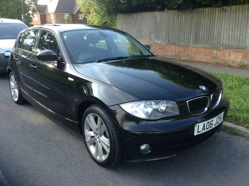 2006 BMW 130i SE SOLD (picture 1 of 4)