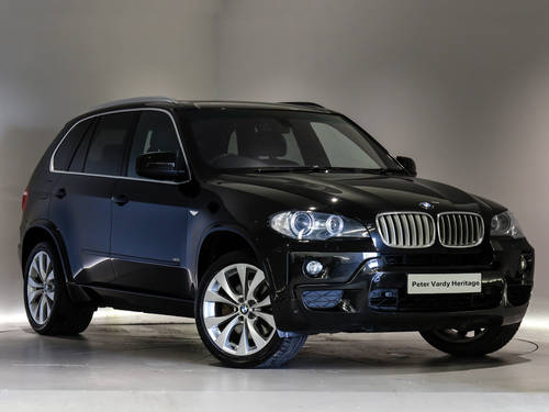 2007 BMW X5 4.8i X-Drive M Sport-FULL HISTORY-21000 MILES SOLD (picture 1 of 6)