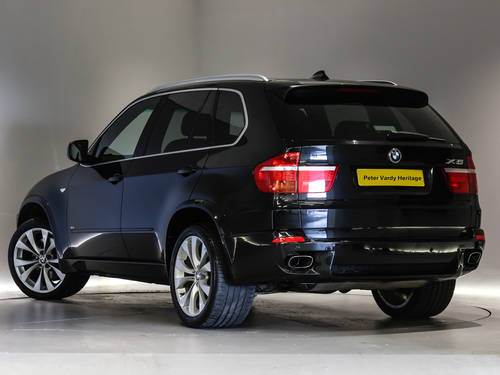 2007 BMW X5 4.8i X-Drive M Sport-FULL HISTORY-21000 MILES SOLD (picture 3 of 6)