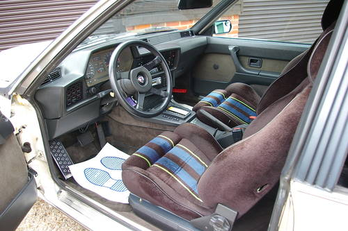 1984 BMW Alpina E24 B9 3.5/1 Coupe Auto LHD (51,553 miles) SOLD (picture 4 of 6)