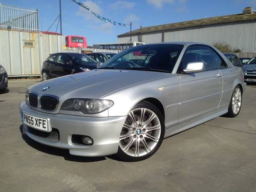 2005 BMW 3 Series 3.0 330Cd Sport 2dr For Sale (picture 1 of 6)