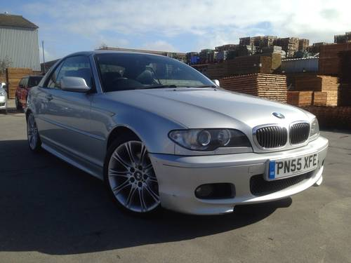 2005 BMW 3 Series 3.0 330Cd Sport 2dr For Sale (picture 2 of 6)