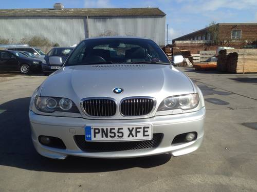 2005 BMW 3 Series 3.0 330Cd Sport 2dr For Sale (picture 3 of 6)