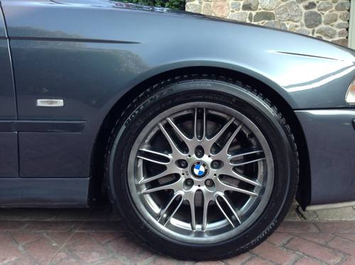 1999 BMW M5 E39 V8 LHD one owner  SOLD (picture 4 of 6)