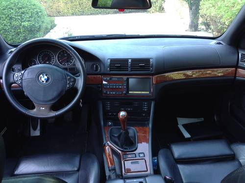 1999 BMW M5 E39 V8 LHD one owner  For Sale (picture 6 of 6)