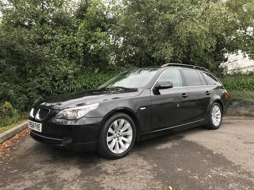 2008 (58) BMW 520d SE Touring 69,000 MILES 1 OWNER For Sale (picture 2 of 6)