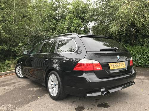 2008 (58) BMW 520d SE Touring 69,000 MILES 1 OWNER For Sale (picture 3 of 6)