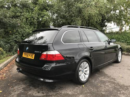 2008 (58) BMW 520d SE Touring 69,000 MILES 1 OWNER For Sale (picture 4 of 6)