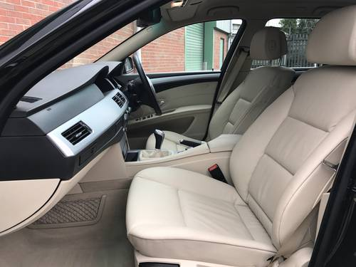 2008 (58) BMW 520d SE Touring 69,000 MILES 1 OWNER For Sale (picture 6 of 6)