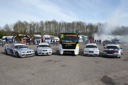 2003 BMW E46 M3 race car - high spec race winner  For Sale (picture 1 of 4)