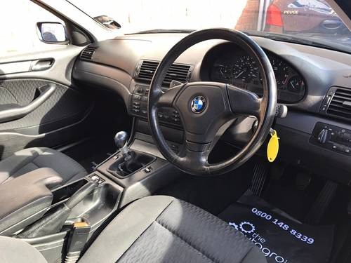 2000 BMW 318I 4DOOR  SOLD (picture 5 of 6)