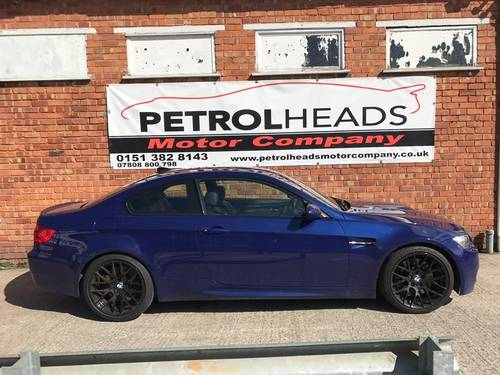 BMW  2013   4.0 V8 M3 Coupe 2dr Petrol DCT  For Sale (picture 1 of 6)