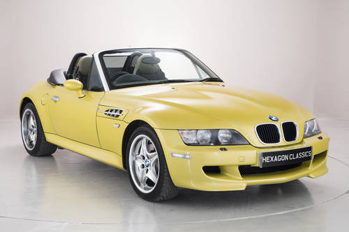 2002 BMW Z3M ROADSTER (S54)  SOLD (picture 1 of 6)