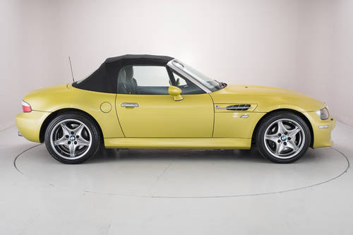 2002 BMW Z3M ROADSTER (S54)  SOLD (picture 3 of 6)