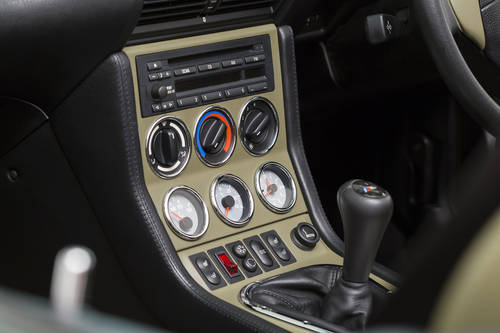 2002 BMW Z3M ROADSTER (S54)  SOLD (picture 5 of 6)