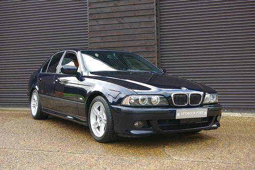 2003 BMW E39 525i Individual Automatic Saloon (44,253 miles) SOLD (picture 2 of 6)