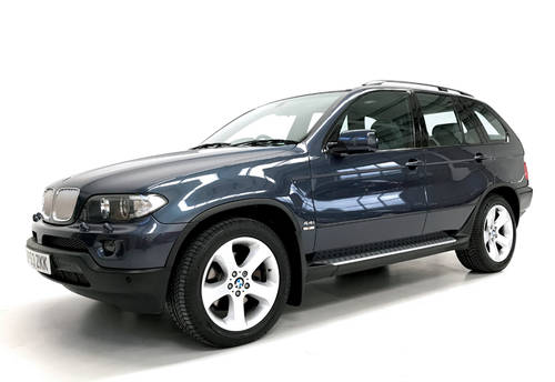2004 BMW X5 4.4i Sport SOLD (picture 1 of 6)