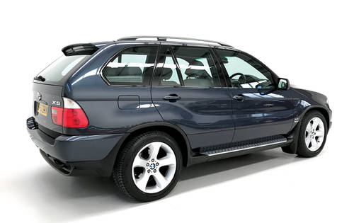 2004 BMW X5 4.4i Sport SOLD (picture 2 of 6)