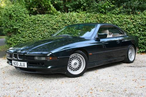 1995 BMW 840CI - MUCH RECENT EXPENDITURE - GOOD VALUE EXAMPL SOLD (picture 1 of 6)