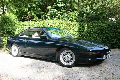 1995 BMW 840CI - MUCH RECENT EXPENDITURE - GOOD VALUE EXAMPL SOLD (picture 2 of 6)