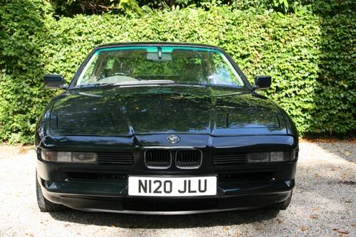 1995 BMW 840CI - MUCH RECENT EXPENDITURE - GOOD VALUE EXAMPL SOLD (picture 3 of 6)