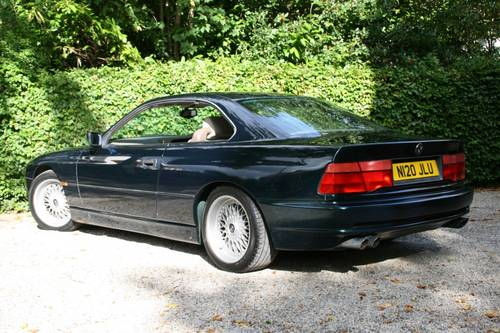 1995 BMW 840CI - MUCH RECENT EXPENDITURE - GOOD VALUE EXAMPL SOLD (picture 4 of 6)