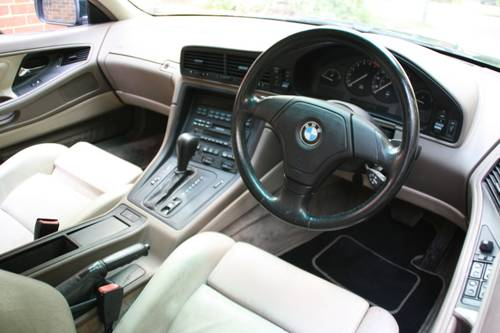 1995 BMW 840CI - MUCH RECENT EXPENDITURE - GOOD VALUE EXAMPL SOLD (picture 6 of 6)