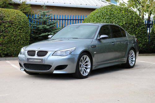 2007 BMW E60 M5 For Sale (picture 1 of 6)