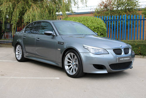 2007 BMW E60 M5 For Sale (picture 3 of 6)
