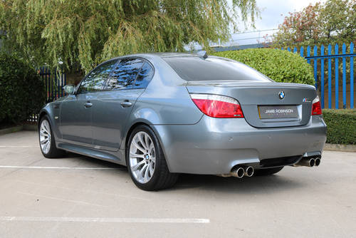 2007 BMW E60 M5 For Sale (picture 5 of 6)