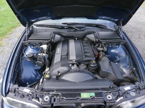 1999 BMW 525I M SPORT BLUE JAP IMPORT 37K VERY RARE! SOLD (picture 3 of 6)