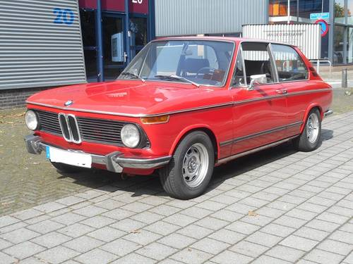 1972 BMW 2002 TOURING For Sale (picture 1 of 6)