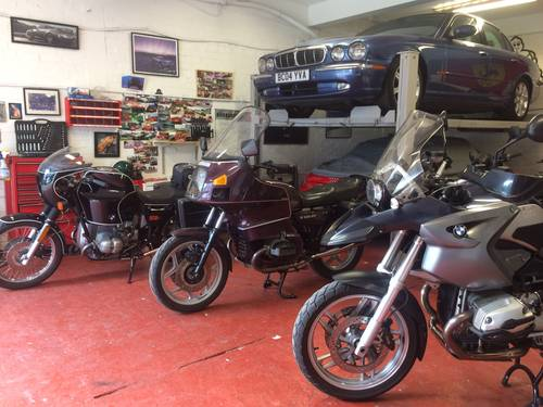 2005 BMW R1200 GS, 1 owner from new. SOLD (picture 1 of 6)
