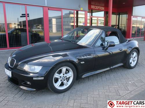 1999 BMW Z3 RoadSter 2.0L Cabrio LHD For Sale (picture 1 of 6)
