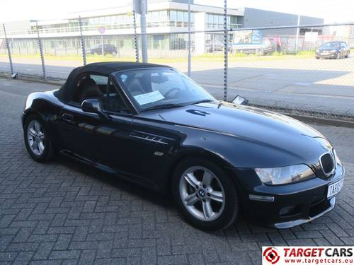 1999 BMW Z3 RoadSter 2.0L Cabrio LHD For Sale (picture 2 of 6)