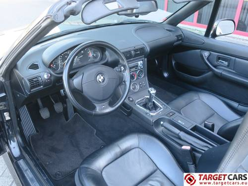 1999 BMW Z3 RoadSter 2.0L Cabrio LHD For Sale (picture 4 of 6)