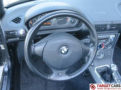 1999 BMW Z3 RoadSter 2.0L Cabrio LHD For Sale (picture 6 of 6)