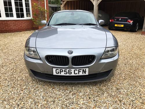 2006 BMW Z4 SI SPORT COUPE AUTOMATIC FSH (SIMILAR CARS REQUIRED) For Sale (picture 4 of 6)