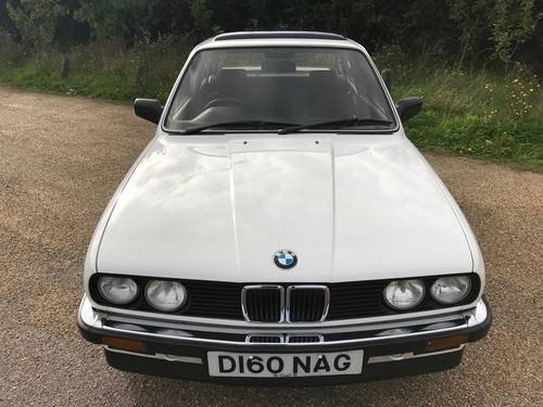 1987 BMW 320i Coupé (E30), stunning condition 74k miles SOLD (picture 3 of 6)