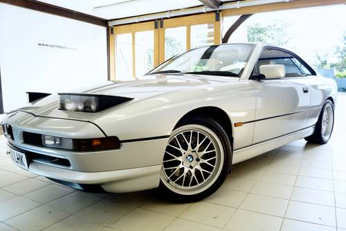 1987 BMW 840 CI (E31)  4.4 v8 coupe SOLD (picture 3 of 6)