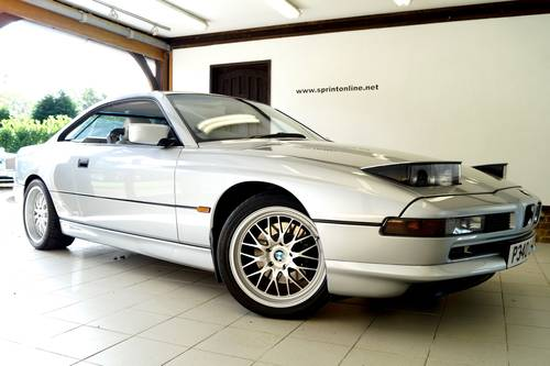 1987 BMW 840 CI (E31)  4.4 v8 coupe SOLD (picture 4 of 6)