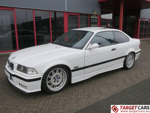 1994 BMW M3 E36 Coupe 3.0L 286HP LHD WHITE For Sale (picture 1 of 6)