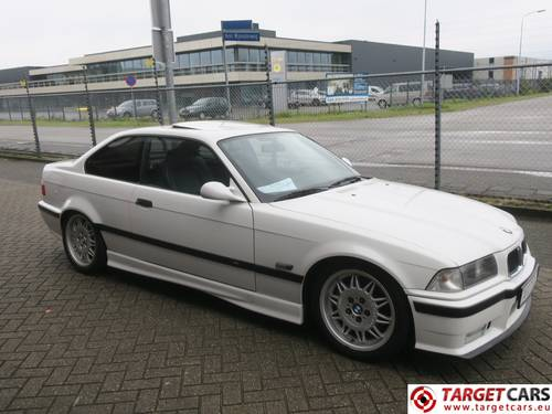 1994 BMW M3 E36 Coupe 3.0L 286HP LHD WHITE For Sale (picture 2 of 6)